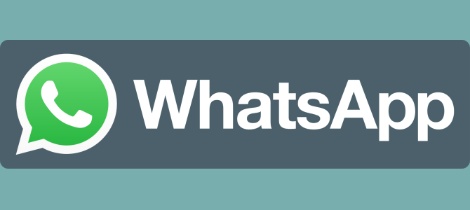 Receba as notícias do ISB via Whatsapp