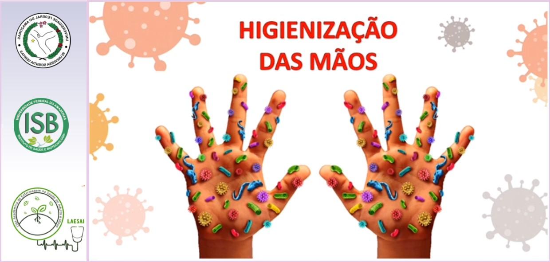 Higienização/Lavagem das mãos