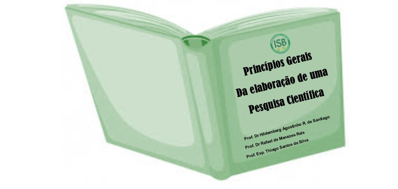 Material de auxílio para elaboração de TCCs e artigos científicos