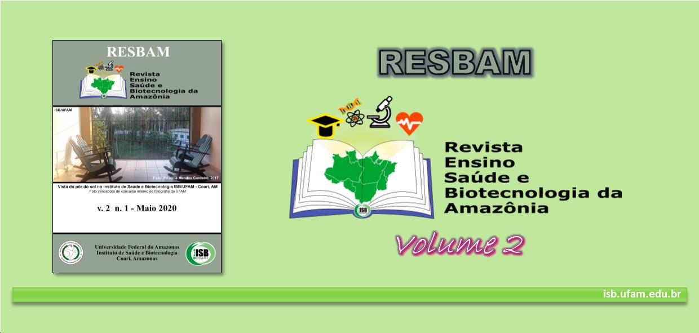 RESBAM publica seu segundo volume
